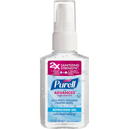 PURELL® Jelly Wrap 1 oz  Hand Sanitizer Pack – Ocean Kiss