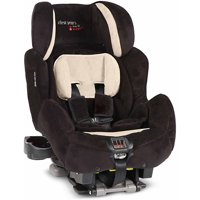 First Years True Fit IAlert Convertible Car Seat (Natural Black/Khaki)