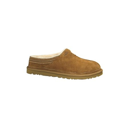 ugg men's neuman clog, chestnut, 7 m us ()