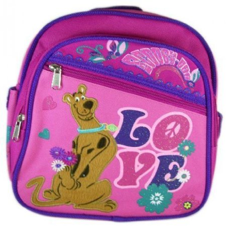 Scooby Doo Peace & Love 10 Mini Backpack