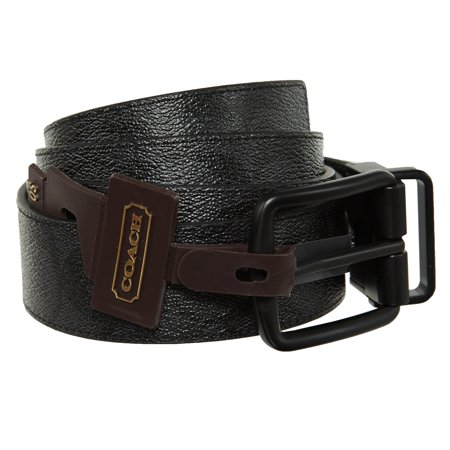 Coach Wide Harness Cut-to-size Reversible Signature Belt  Mens Style :