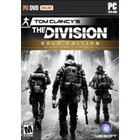 Tom Clancy's: The Division Gold Edition, Ubisoft, PC, 887256013899