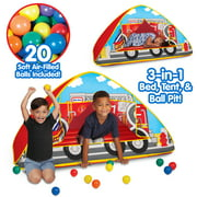 Little Tikes Fire Truck 3-in-1 Bed, Tent, & Ball Pit