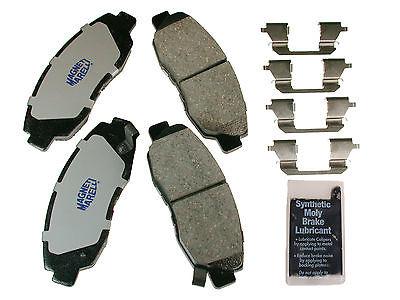 FRONT CERAMIC BRAKE PADS FOR HONDA CIVIC 2001 2002 2003 2004 2005 D465A