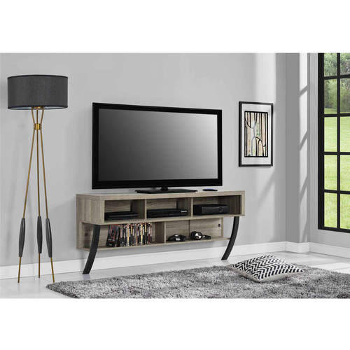 "AltraMount Wall Mounted TV Stand for TVs up to 60"", Multiple Colors"