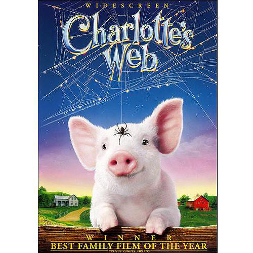 Charlotte's Web (Widescreen)