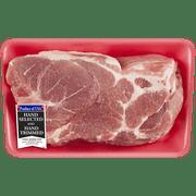 Pork Butt Roast Bone-In, 3.0 - 5.0 lb