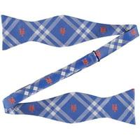 New York Mets Rhodes Self-Tie Bow Tie - Royal