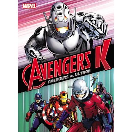 Avengers K Book 1 : Avengers vs. Ultron