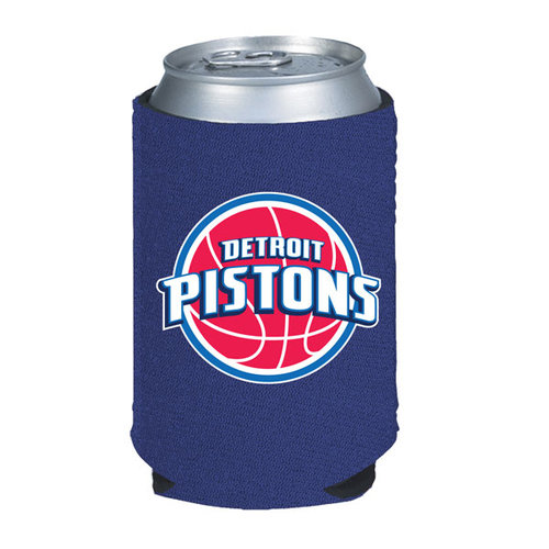 NBA - Detroit Pistons Collapsible Can Koozie