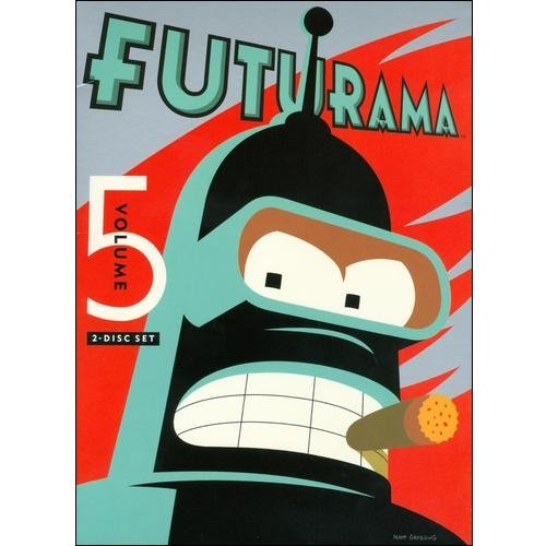 Futurama: Volume 5 (Widescreen)