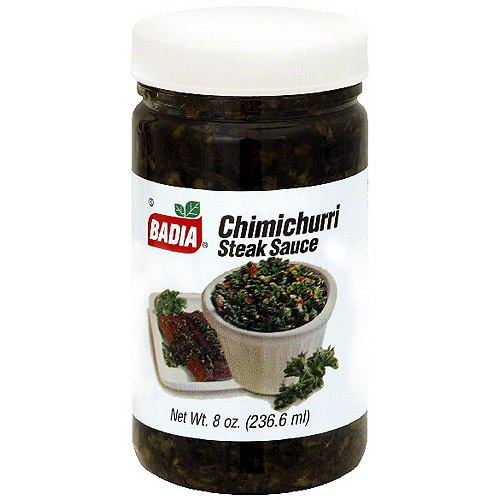 Badia Chimichurri Steak Sauce, 8 oz (Pack of 12)