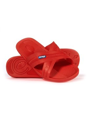 dfa6f5976 Product Image  10  Bokos Durable Flame Red Anti Slip Mens Sandals Easy to  Clean and Odor