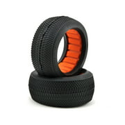 Panther Switch 2.0 1/8 Buggy Tires (2) (Clay)