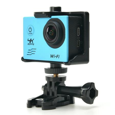 AGPtek Sports Action Camera Ultra HD 4K Waterproof DV Camcorder 12MP 170 Degree Wide Angle Diving Camera - image 7 of 7