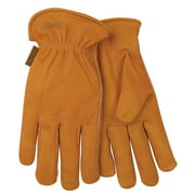 GLOVE LINED BUFFALO LARGE