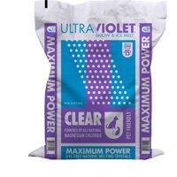 Ultraviolet CLEAR Maximum Power Ice Melt, -15F, 20 lb. Bag