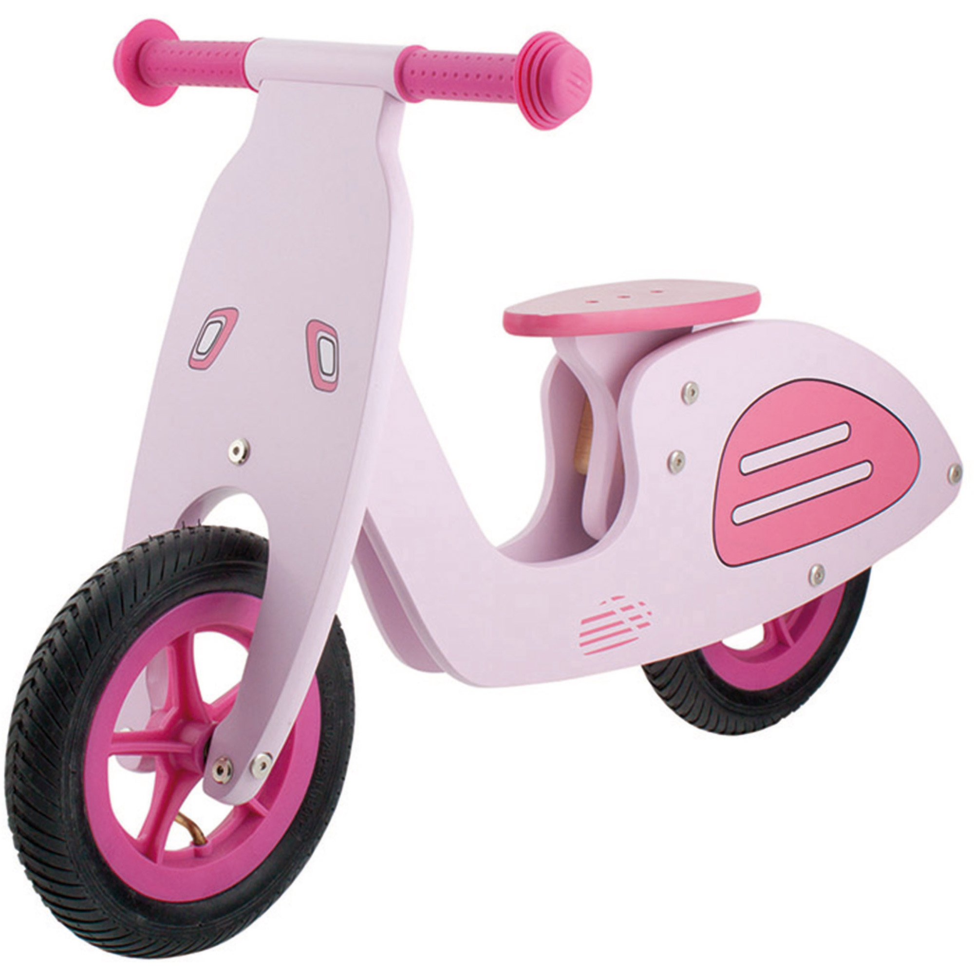 M-Wave Vespa-Roller Running/Balance Bike