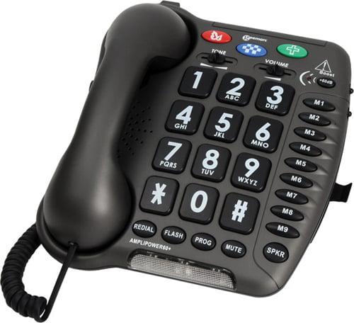 Geemarc AMPLIPOWER60  Amplified Telephone