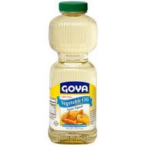 Cooking Oils: Goya Vegetable Oil