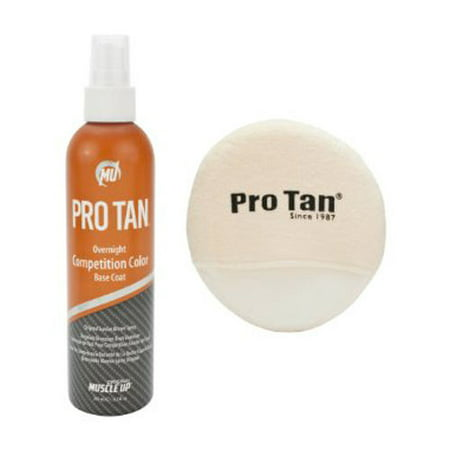 Pro Tan Overnight Competition Color Original Suntan Brown by Performance Brands ()