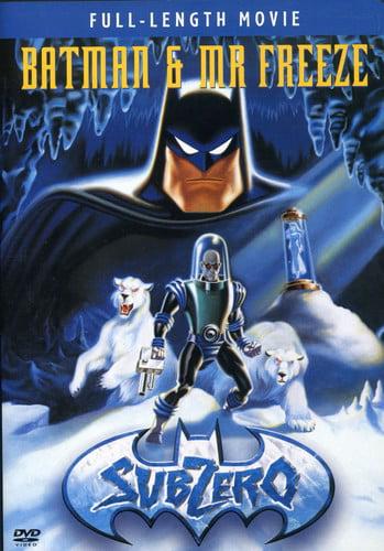 Batman & Mr. Freeze: Subzero by TIME WARNER