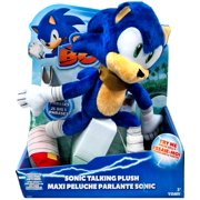 Sonic Boom Talking Plush - Sonic