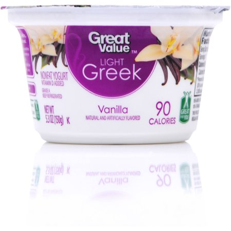 UPC 078742100173 - Great Value Light Greek Vanilla Nonfat