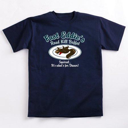 Personalized RoadKill Buffet T-Shirt