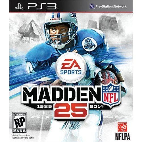 Refurbished Madden NFL 25 For PlayStation 3 PS3 Football