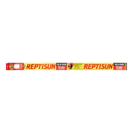 Zoo Med ReptiSun 10.0 UVB T5 HO Lamp, 39 (Reptisun 5.0 Uvb Compact)