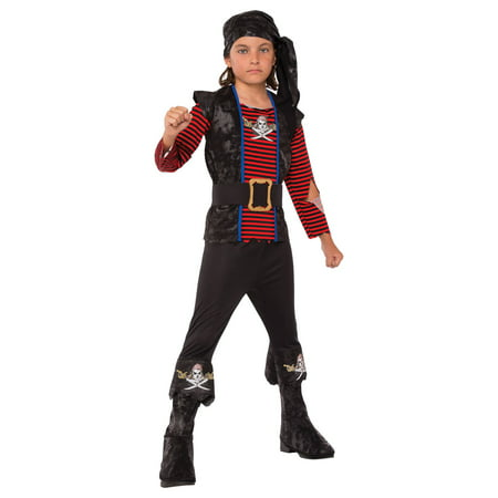 Boys Rogue Pirate Costume