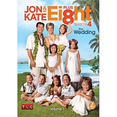 Jon & Kate Plus Eight: Season 4, Volume 1 (DVD) (Jon And Kate Plus 8 Kate Pregnant)