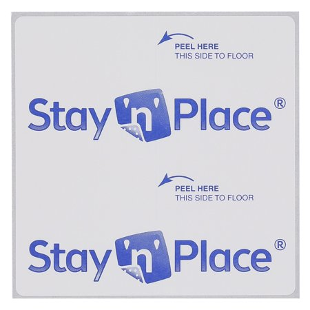 Mohawk Stay N Place L And Stick Carpet Tile Rug Pad Tabs