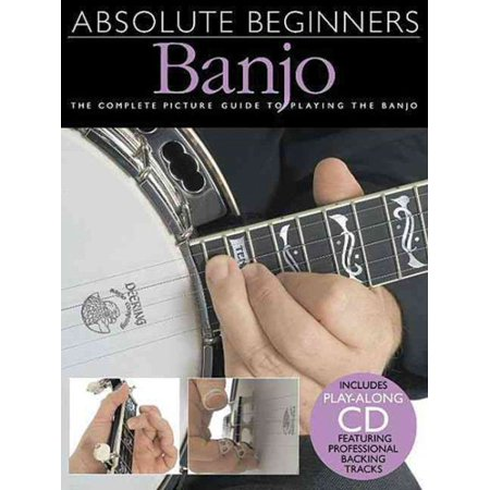 Banjo : The Complete Picture Guide to Playing the 5-String Banjo](Banjo Playing Skeleton)