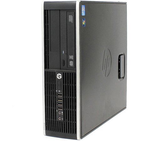 Refurbished HP 6200 SFF Desktop PC with Intel Core i5-2400 Processor, 8GB Memory, 2TB Hard Drive and Windows 10 Home (Monitor Not