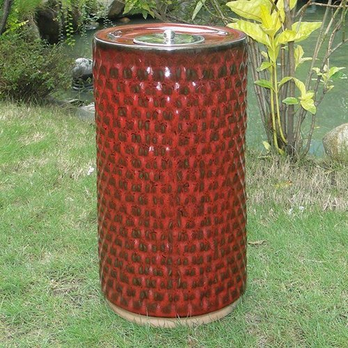 215088-13 Apollo Ceramic Fire Pot