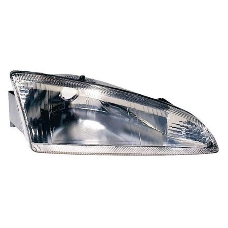 1997 97 Dodge Intrepid Headlight - Go-Parts » 1993 - 1997 Dodge Intrepid Front Headlight Headlamp Assembly Front Housing / Lens / Cover - Right (Passenger) Side 4778256 CH2503107 Replacement For Dodge Intrepid