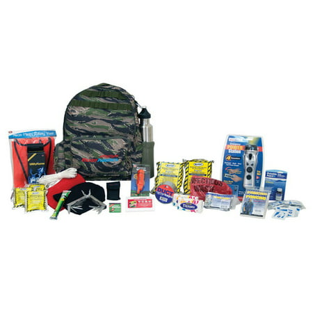 Ready America Emergency Deluxe 2-Person Outdoor Survival