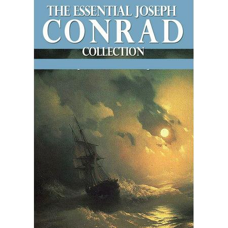 Joseph Abboud Collection - The Essential Joseph Conrad Collection - eBook