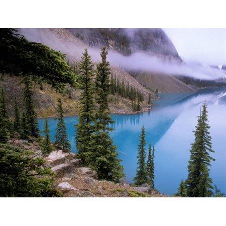 Moraine Lake, Banff National Park, Alberta, Canada Print Wall Art By Ron Erwin ()