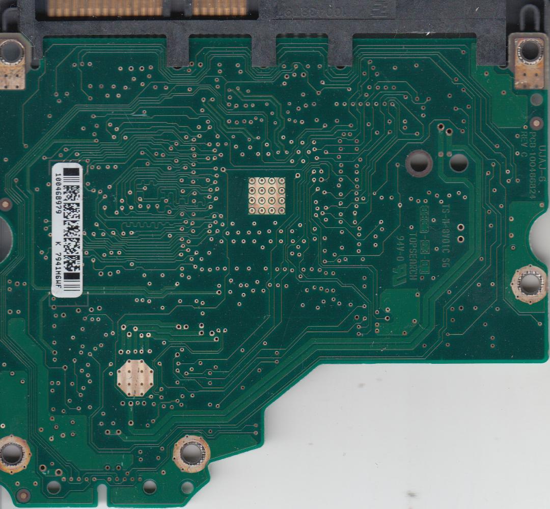 ST3750330NS, 9CA156-883, SN06, 100468979 K, Seagate SATA 3.5 PCB