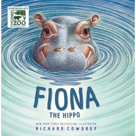 Fiona the Hippo (Hardcover)