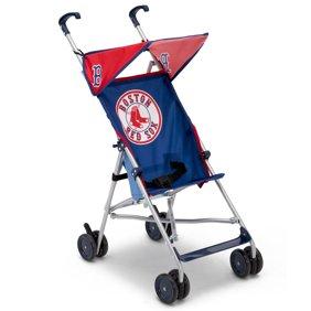 MLB Boston Red Sox Lightweight Umbrella Stroller By Delta Children