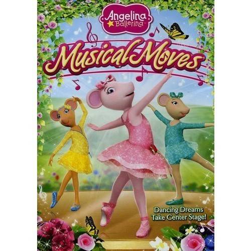 Angelina Ballerina: Musical Moves (Widescreen)