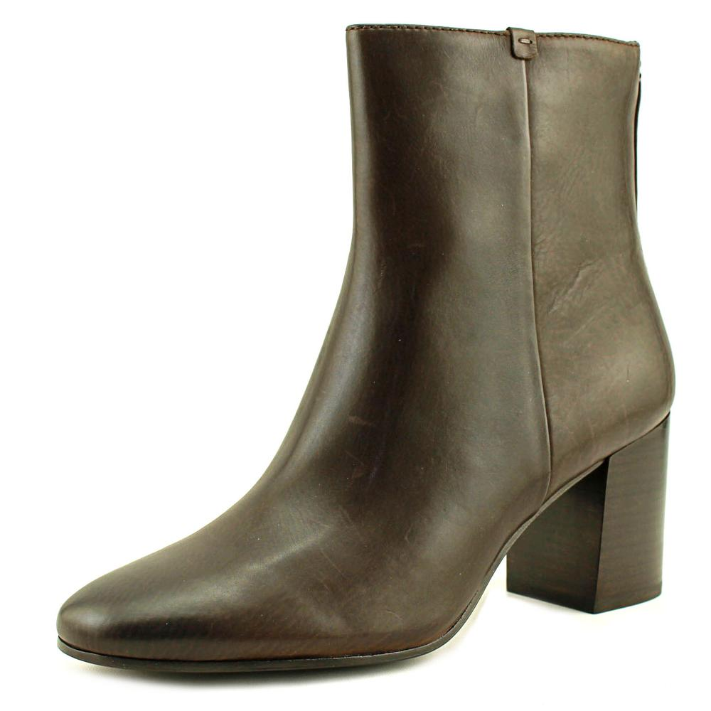 Frye Jodi Bootie Women  Round Toe Leather Brown Bootie