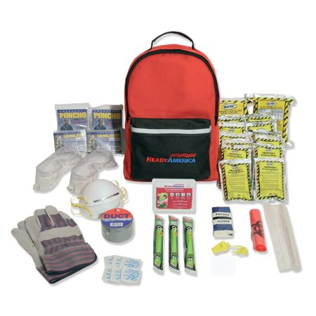 Ready America 2 Person Hurricane Emergency Kit 3 Day
