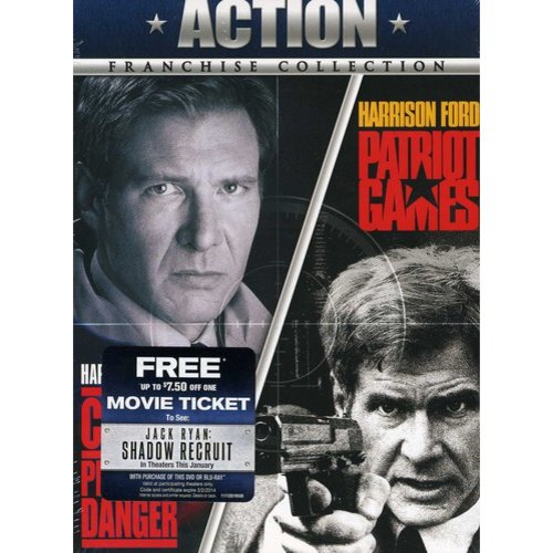 Clear And Present Danger / Patriot Games (Widescreen)