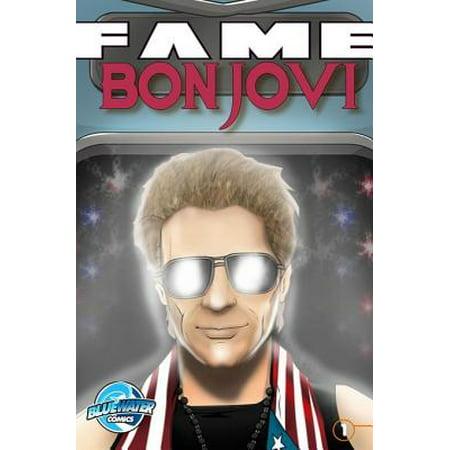 Fame: Bon Jovi - eBook