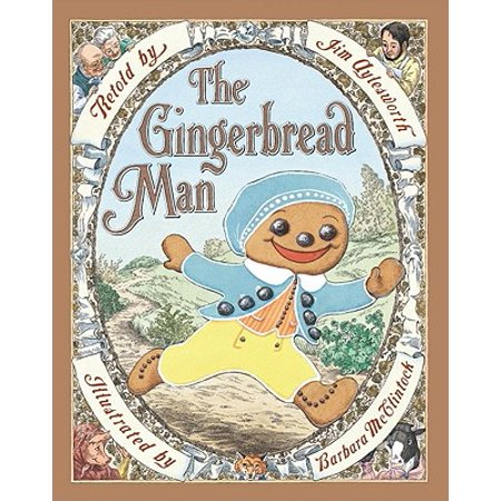 Gingerbread Man (Board Book)](Gingerbread Man Crafts)